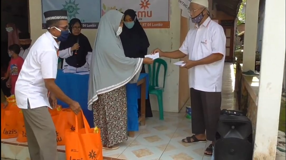 Pentasyarufan KL Lazismu Butulan Buktikan Muhammadiyah Peduli dengan Masyarakat