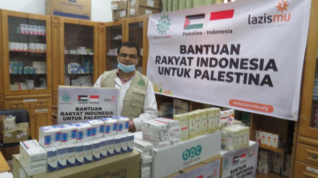 Lazismu Banyumas Dorong Masyarakat Bantu Warga Palestina
